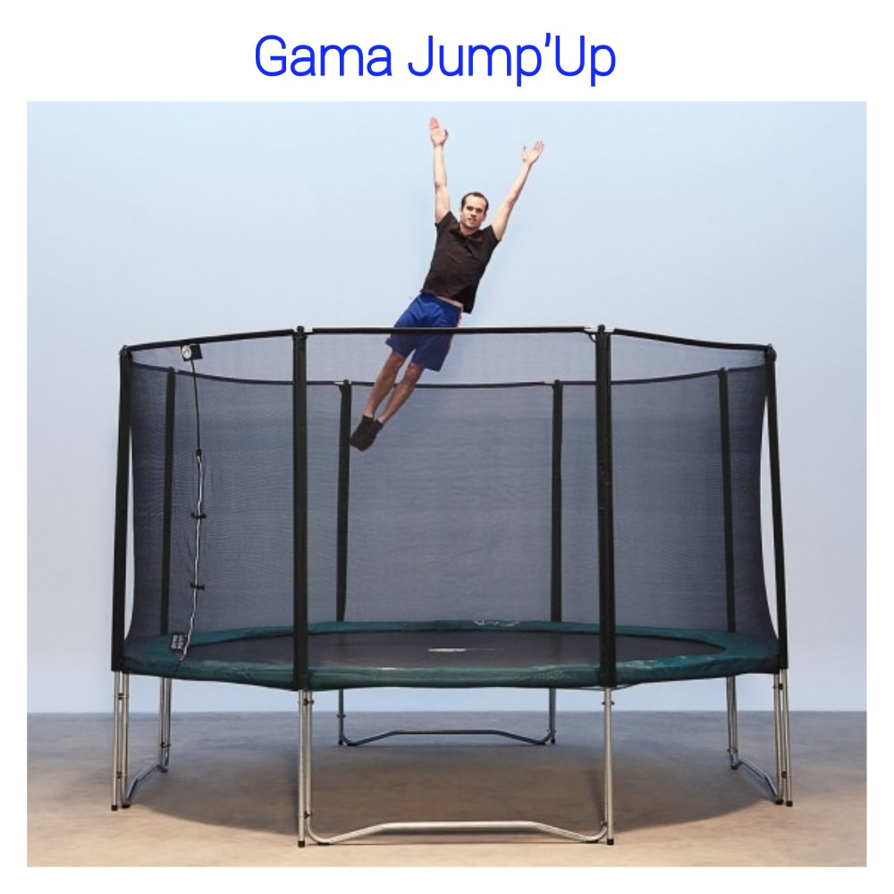 Cama elástica Jump'Up de France Trampoline